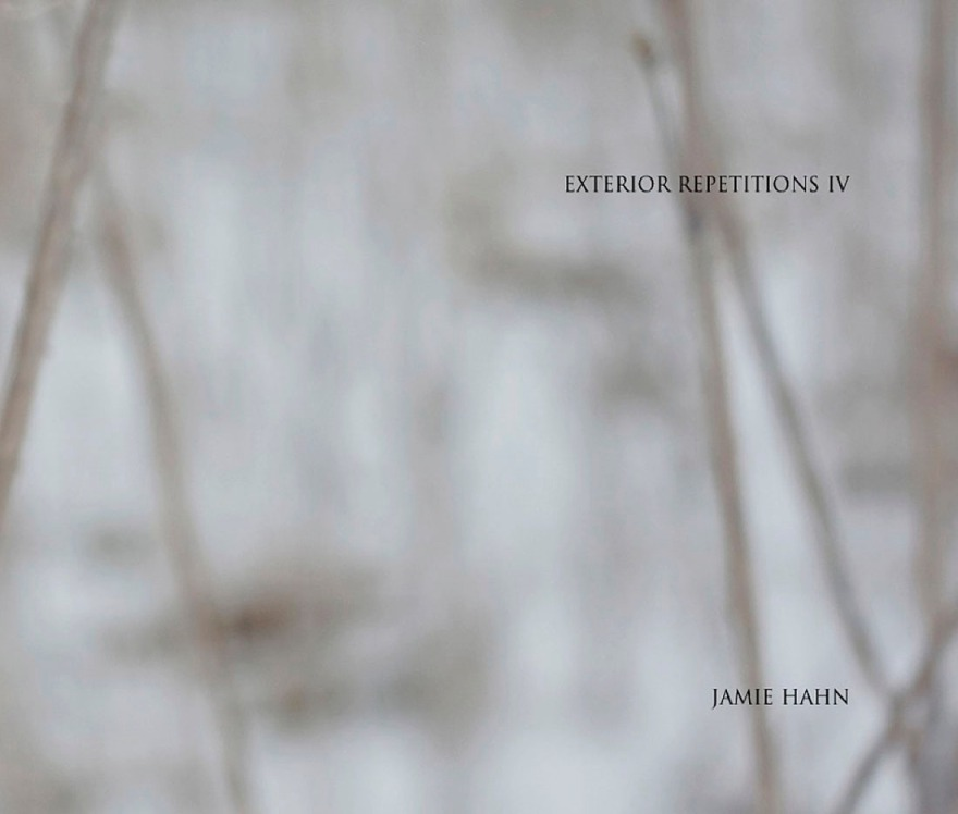 Exterior Repetitions IV, artist book, 11x14, 250 pages, Jamie Hahn, 2011