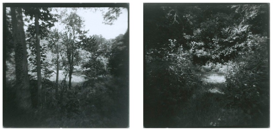 "Jamie Hahn, ""Between Home & Time"", gelatin silver print, 2014, darkroom photography"